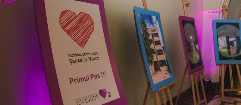 Primul pas al Fundației Șansă la Viitor – Iuvokids – Centrul de Kinetoterapie pentru copii
