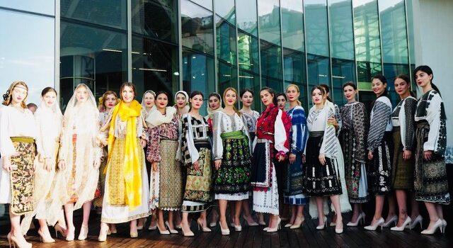 IA Românească, prezentare de modă de excepție