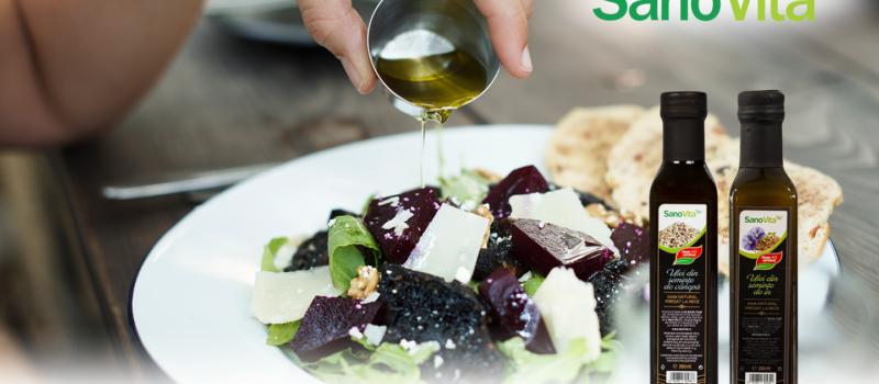 Uleiul Pentru Salata Presat La Rece – Un D'Artagnan Al Bucatariei