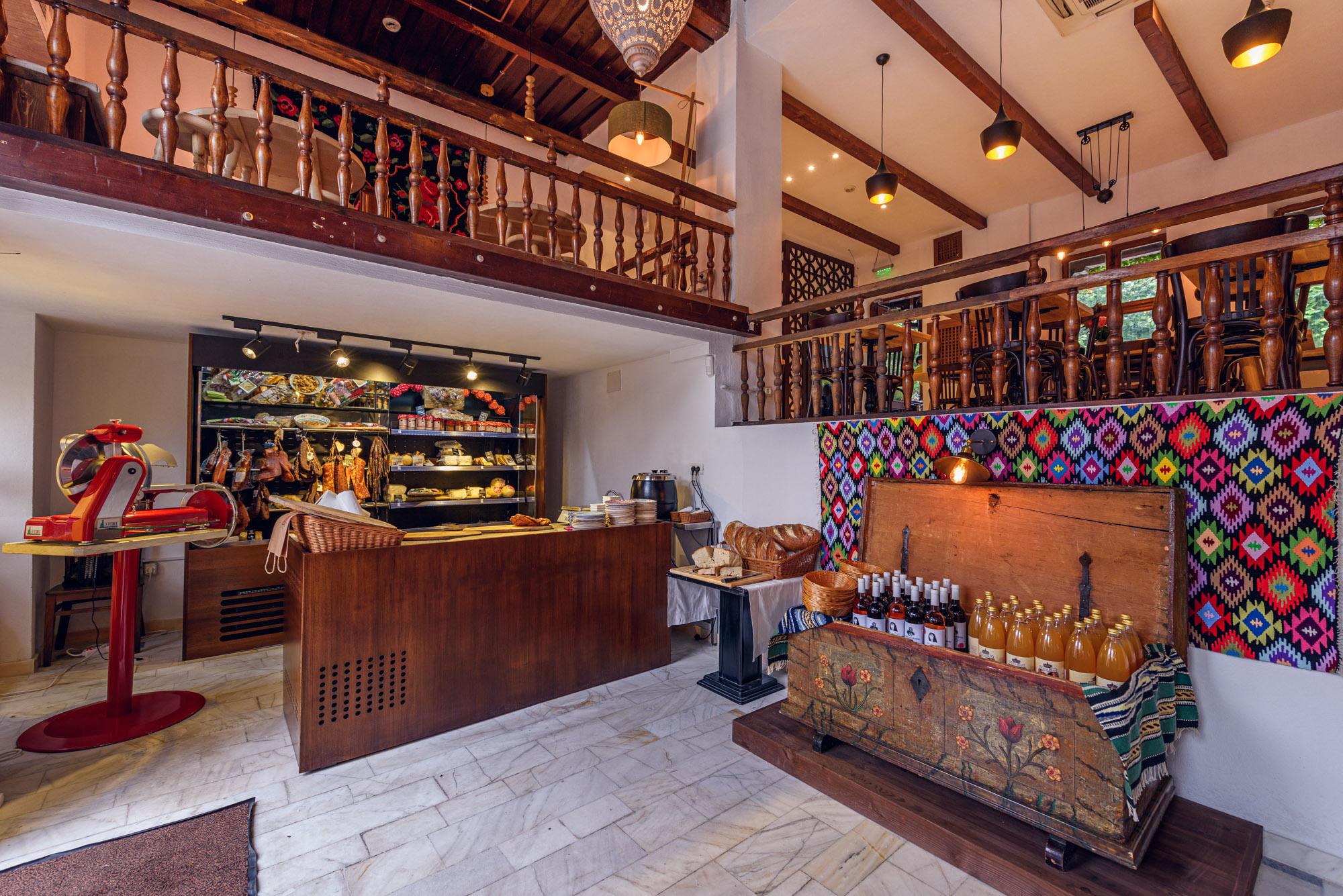 City Grill deschide Pravalia lui Manuc, o bacanie cu produse traditionale romanesti