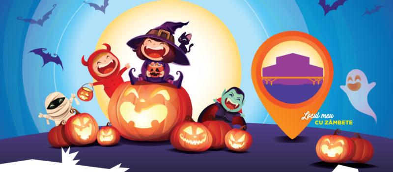 Un Halloween petrecăreț pentru orice monstruleț – Șase zile de distracție la ParkLake Shopping Center