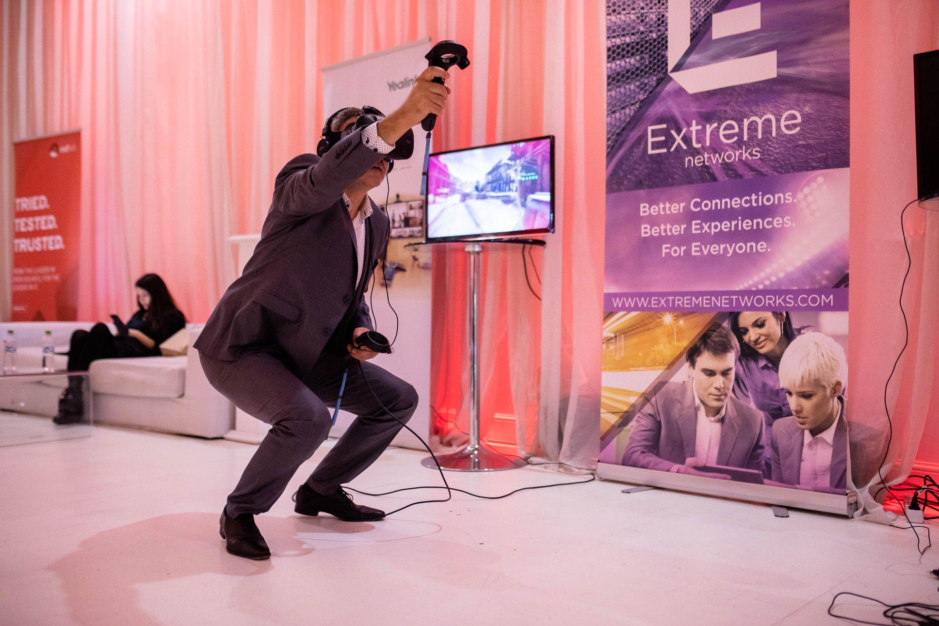 Univrse un business VR pentru pasionații de gameing și tehnologie