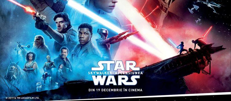 "Concurs Star Wars: castiga o excursie la premiera europeana ""Star Wars: The Rise of Skywalker"""