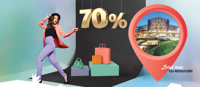 De Black Friday, reducerile nu au scăpare! Trei weekend-uri de super reduceri la ParkLake Shopping Center