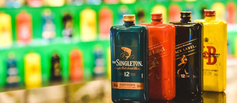 POCKET SCOTCH:  whisky de buzunar, gata să te însoțească oriunde
