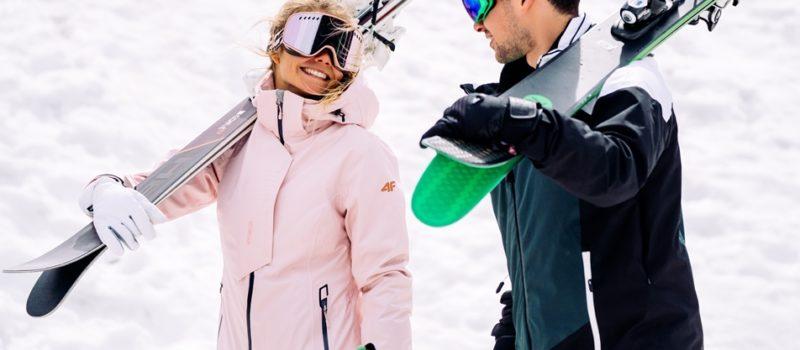 4F lansează o nouă colecție de îmbrăcăminte și accesorii pentru pasionații de sporturi de iarnă