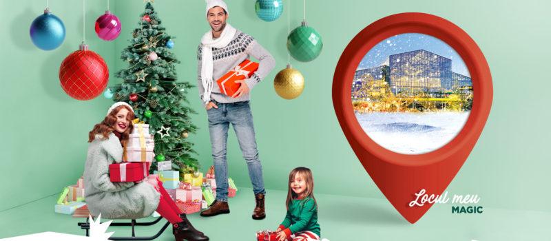 Trăiește Crăciunul așa cum l-ai visat! Bucură-te de surprizele de iarnă împreună cu supereroii tăi favoriți la ParkLake Shopping Center
