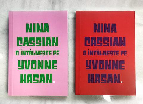 Nina Cassian si Yvonne Hasan dupa 79 de ani…o intalnire neintamplatoare