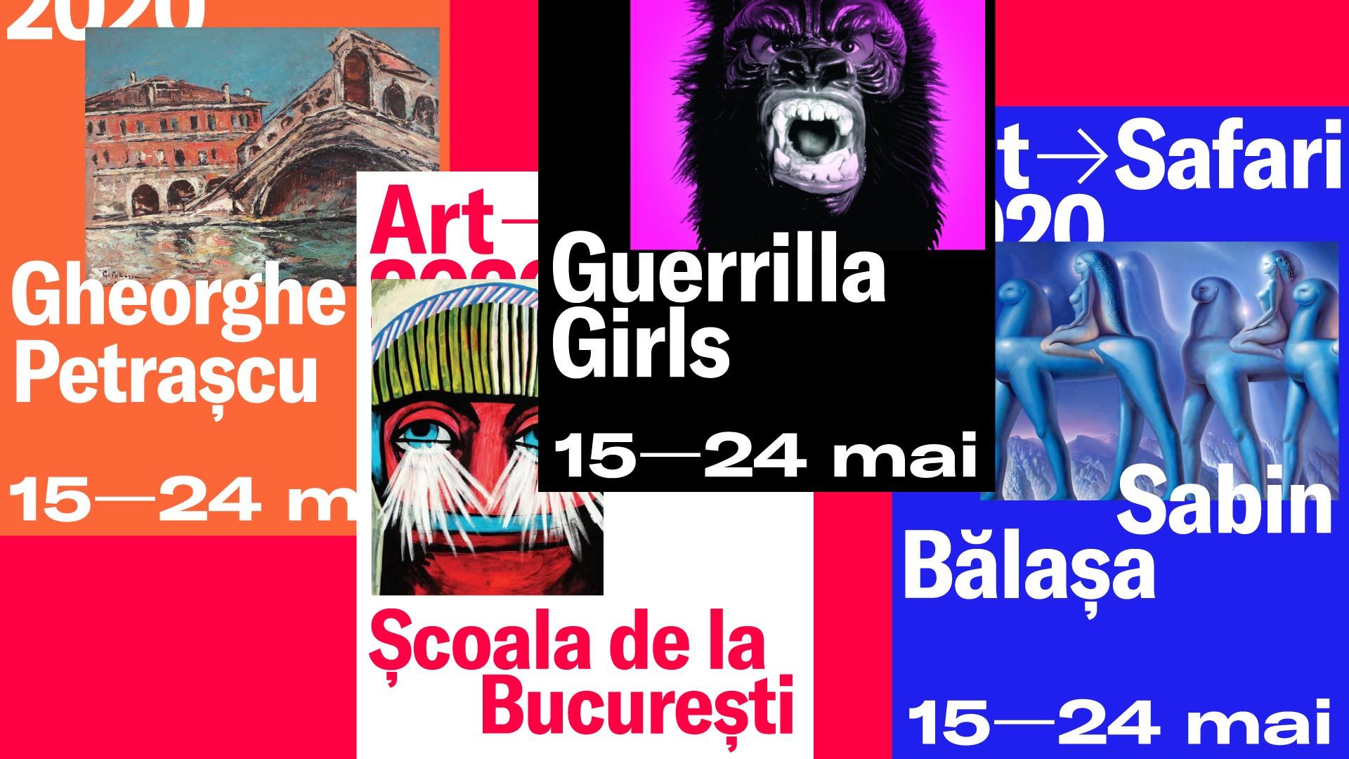Art Safari București anunță ediția 2020