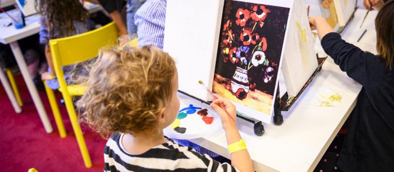 Copiii sunt invitați să se bucure de ARTĂ în Palatul Pinacotecii București, la Art Safari Kids 2020