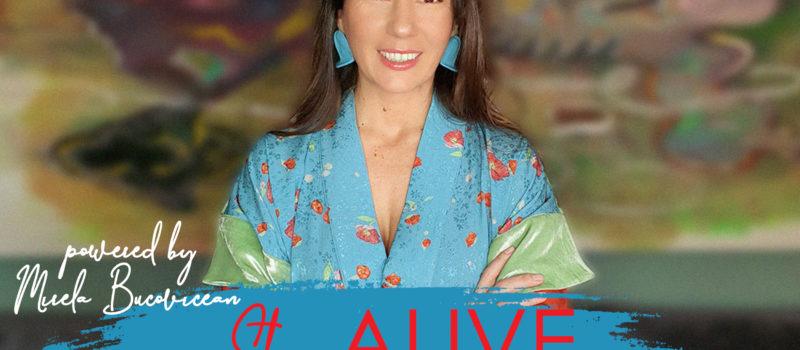 Stay ALIVE | by Mirela Bucovicean | pe ZOOM.US