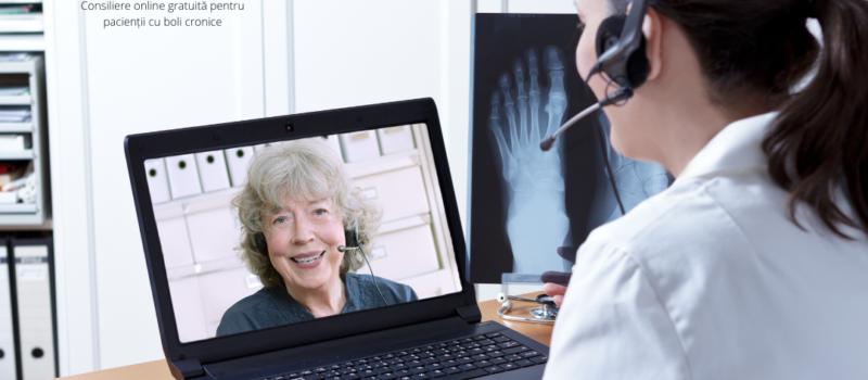50 de medici oferă gratuit consiliere pe platforma Medici pentru România