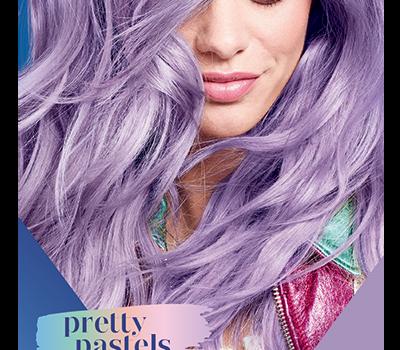 Se poartă părul în culori pastelate. Tendințele anului în materie de coloranți